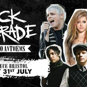 Black Parade - 00s Emo Anthems at The Fleece Bristol 240420