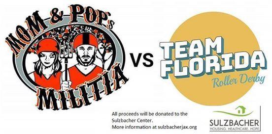 Mom & Pops Militia vs Team Florida