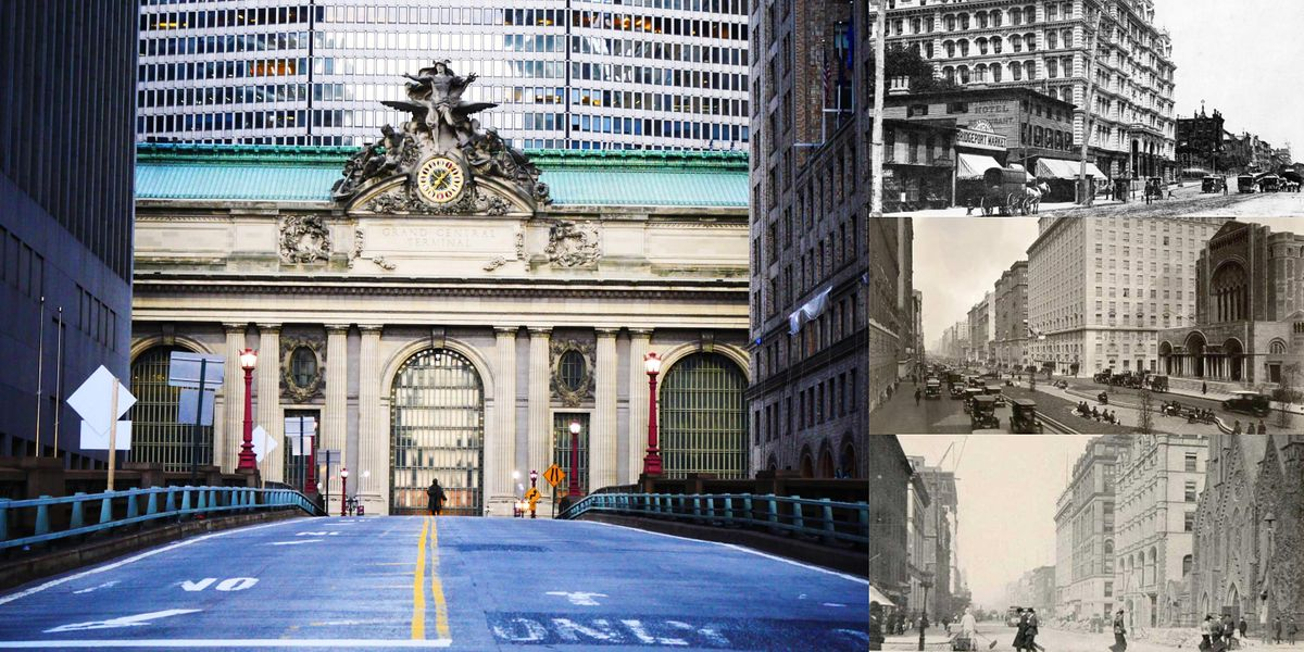 Exploring Lost Lower Park Avenue: New York's Famed Thoroughfare, 23 October | Event in New York | AllEvents.in