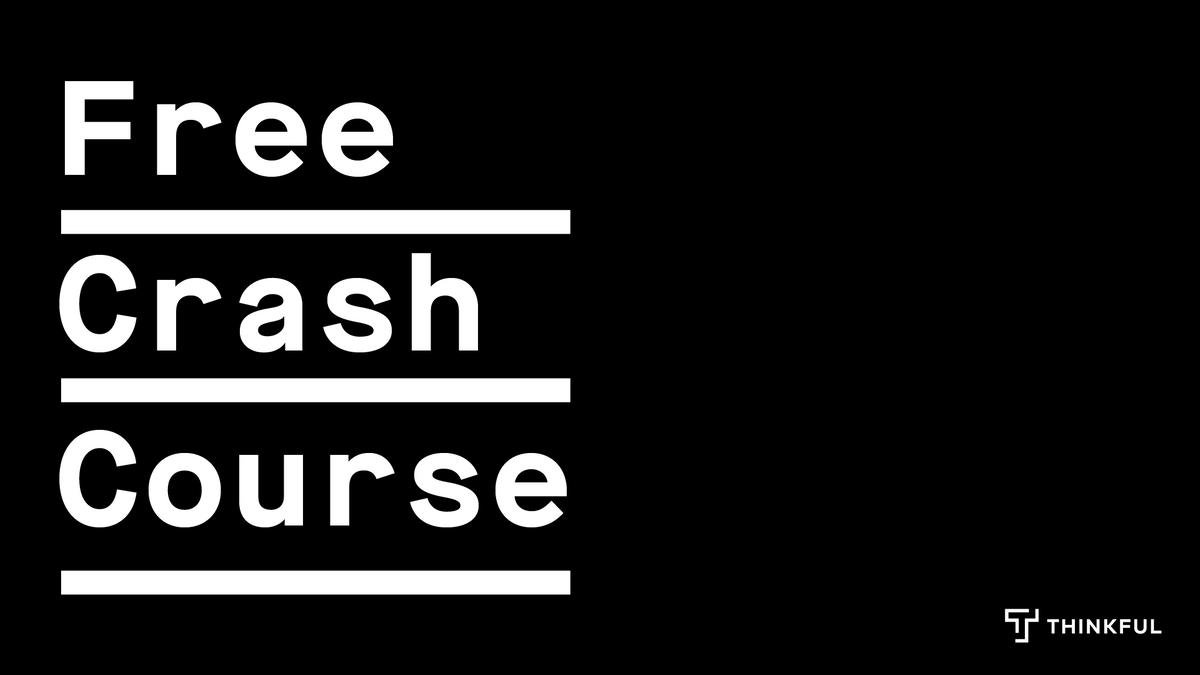 Thinkful Webinar  Free Crash Course Data Analytics