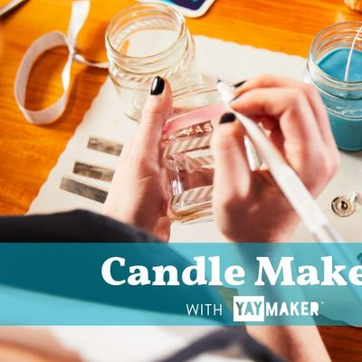 Candle Maker Workshop with Yaymaker
