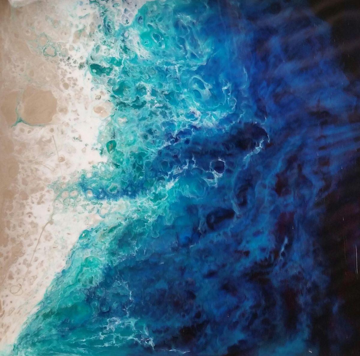 Geode Resin Art Workshop, 8 February | Event in Somerton Park | AllEvents.in