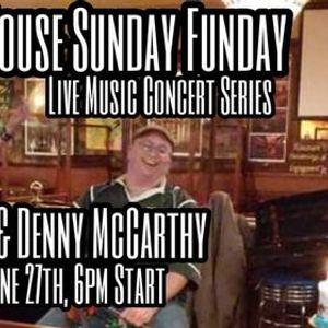 Geoff Hartwell & Denny McCarthy Sunday Funday