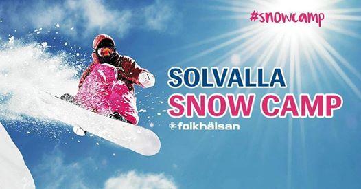 Solvalla Snow Camp Senior