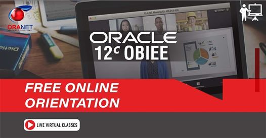 Free Online Orientation Oracle Business Intelligence Application