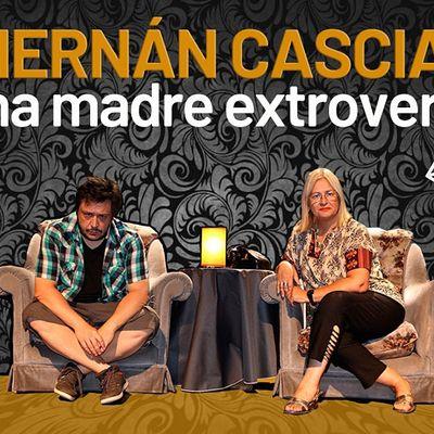 HERNN CASCIARI Una madre extrovertida