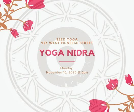 Yoga Nidra, 25 January   Event in Lake Charles   AllEvents.in