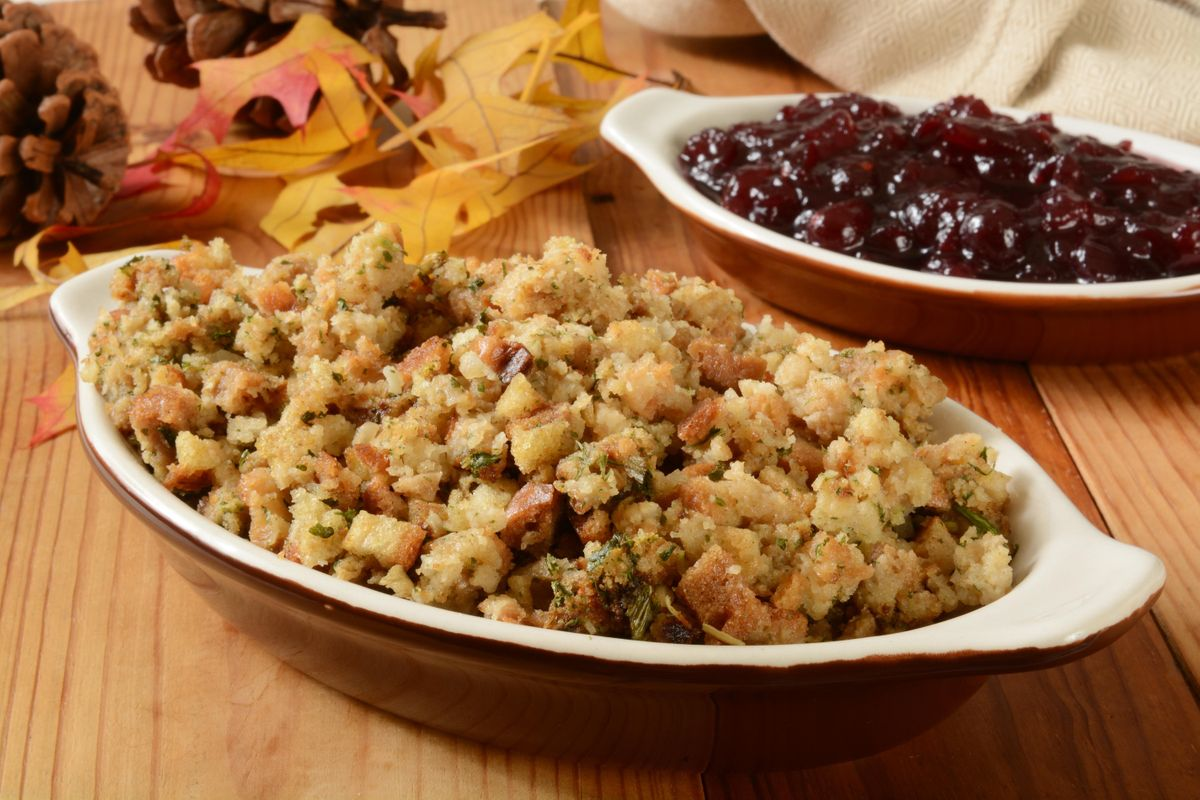 UBS - Virtual Cooking Class: Stuffing and Cranberry Sauce, 17 November | Online Event | AllEvents.in