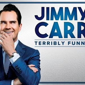Jimmy Carr Terribly Funny