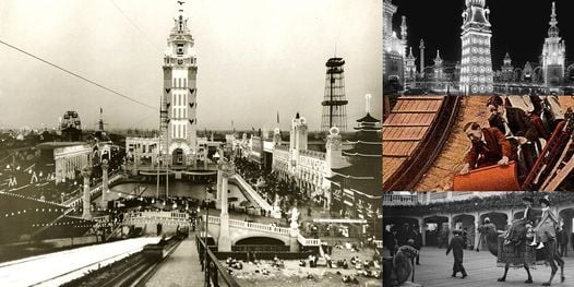 'Coney Island, Part I: The Heyday of the Amusement Age' Webinar, 15 March | Online Event | AllEvents.in