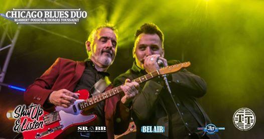 Fossen & Toussaint - Chicago Blues Duo