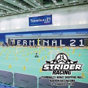Strider Racing & Adventure Zone at Terminal21 Korat 2019