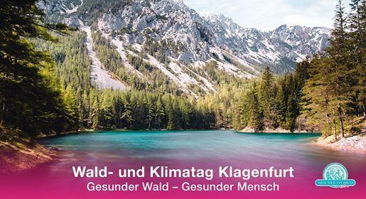 Wald- und Klimatag Klagenfurt