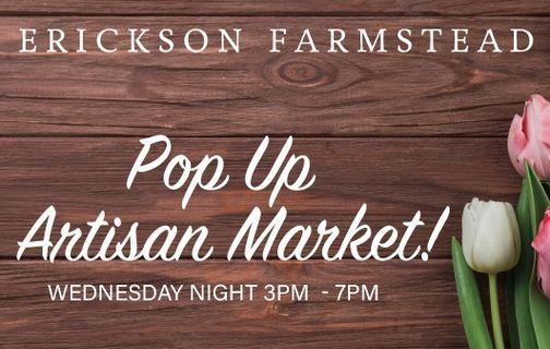 Pop-Up Artisan Market - FREE EVENT