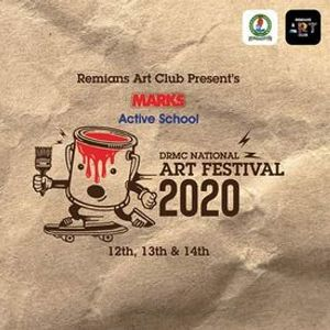 Remians Art Club presents DRMC National Art Festival 2020