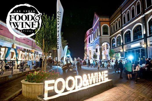 Las Vegas Food & Wine Festival 299 per couple  resort stay