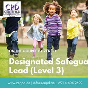 Designated Safeguarding Lead (Level 3) - Online Training