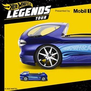 Hot Wheels Legends Tour Miami