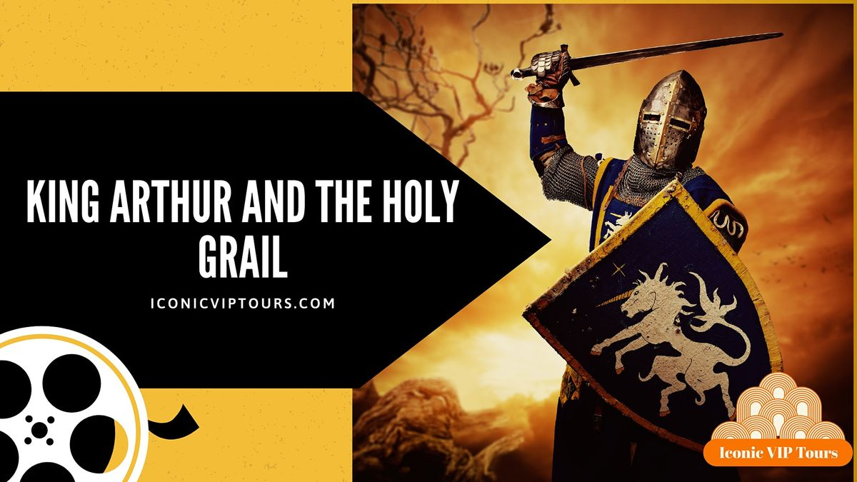 King Arthur and the Holy Grail Virtual  Escape  Game PRIVATE | Online Event | AllEvents.in