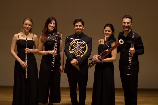 Quintetto di fiati in residence, 28 July | Event in Lugano | AllEvents.in