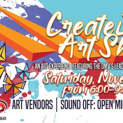 CreateBAE Art Show