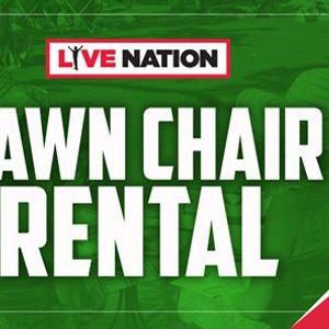 Darien Lake Amphitheater Lawn Chair Rental Luke Bryan