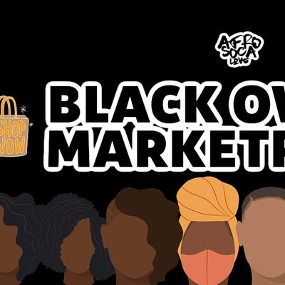 Afro Soca Love  DC Black Owned Marketplace  Afterparty