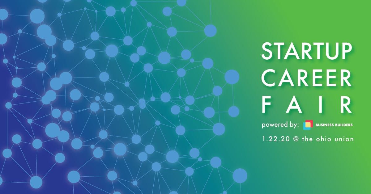 Ohio State Startup Career Fair