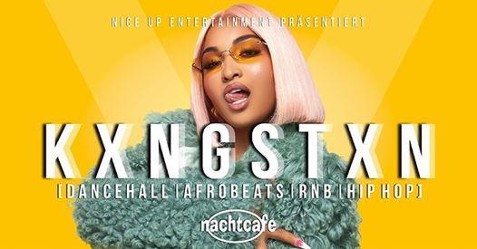 1 Jahr Kxngstxn [Dancehall Afrobeats RnB HipHop]