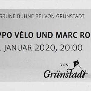 Die Grne Bhne - Pippo Vlo und Marc Roman