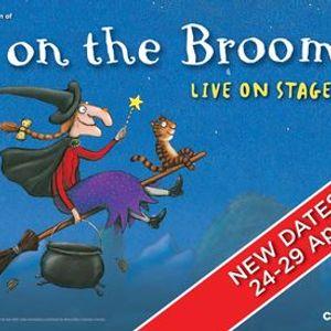 Room on the Broom - Live in Brisbane