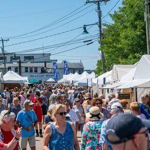 63rd Mystic Outdoor Art Festival