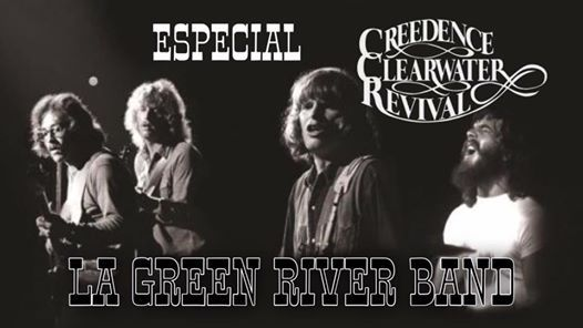 LA GREEN RIVER BAND (Especial C.C.R.).