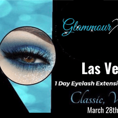 Las Vegas NV Beginners Lash Training Classic Volume & Hybrid