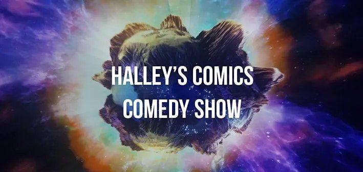 Halley's Comics Comedy Show, 6 November | Event in Elmira | AllEvents.in