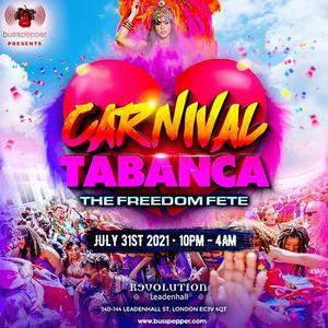 Busspepper - Carnival Tabanca