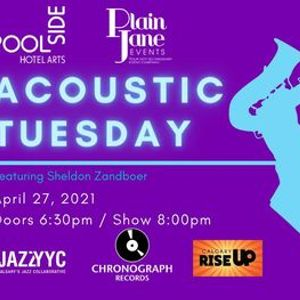 Acoustic Tuesday at Poolside by Hotel Arts