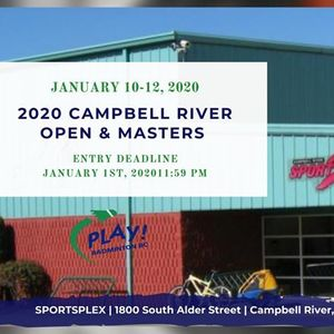 2020 Campbell River Open & Masters