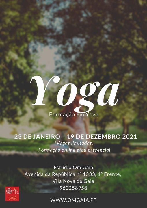 Formação em Yoga, 27 February | Event in Vila Nova de Gaia | AllEvents.in