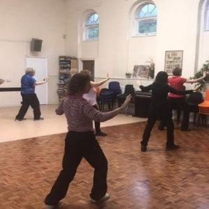 Inclusive Tai Chi Starts at SportsAble