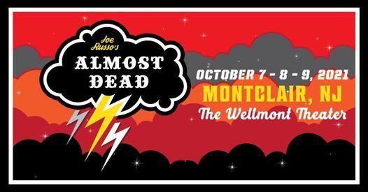 Joe Russo's Almost Dead, 7 October   Event in Montclair   AllEvents.in