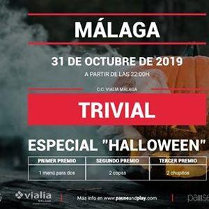 "Trivial Especial &quotHalloween"" - Pause&ampPlay Vialia Mlaga"