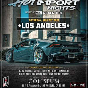 HIN Los Angeles - UPDATED July 17th 2021