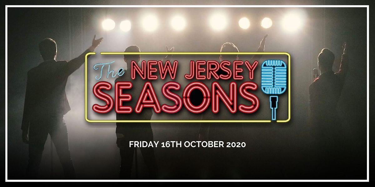 The New Jersey Seasons as The Jersey Boys, 30 April | Event in Tonbridge | AllEvents.in