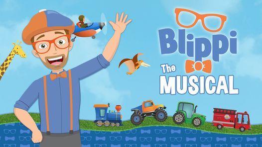 Blippi The Musical - Augusta, GA | Event in Augusta | AllEvents.in