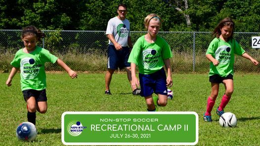 Non-Stop Soccer Recreational Camp II | Event in Richmond | AllEvents.in