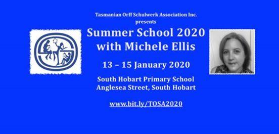 TOSA Summer School 2020 Michele Ellis