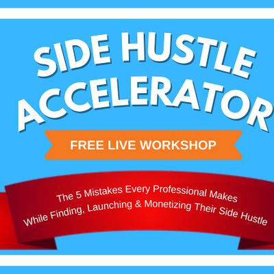 Side Hustle Accelerator Masterclass  Buenos Aires