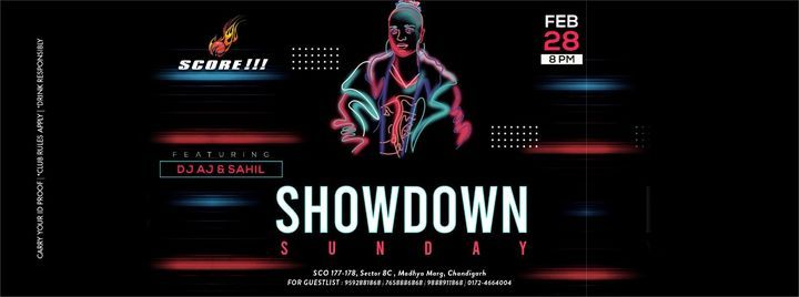 Bollywood Sunday Night Score!!! Club | Event in Chandigarh | AllEvents.in