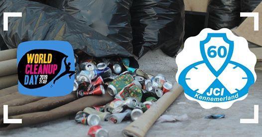 World Cleanup Day Haarlem 2019